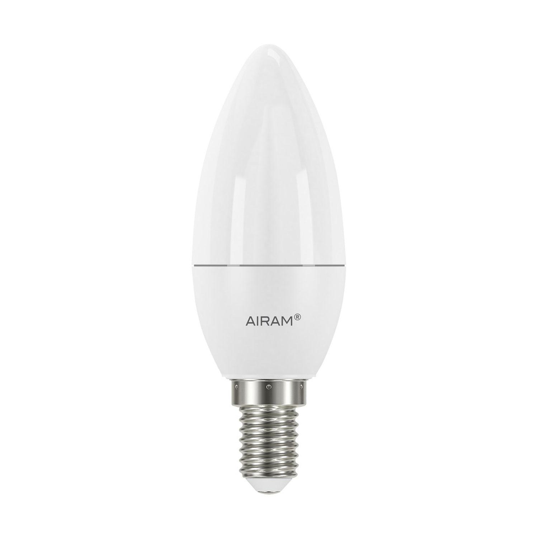 Bilde av Airam-LED kronelys C35 E14 3,5W, 4-pk.