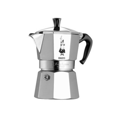 Bialetti-Moka Espressobryggare, 9 Koppar