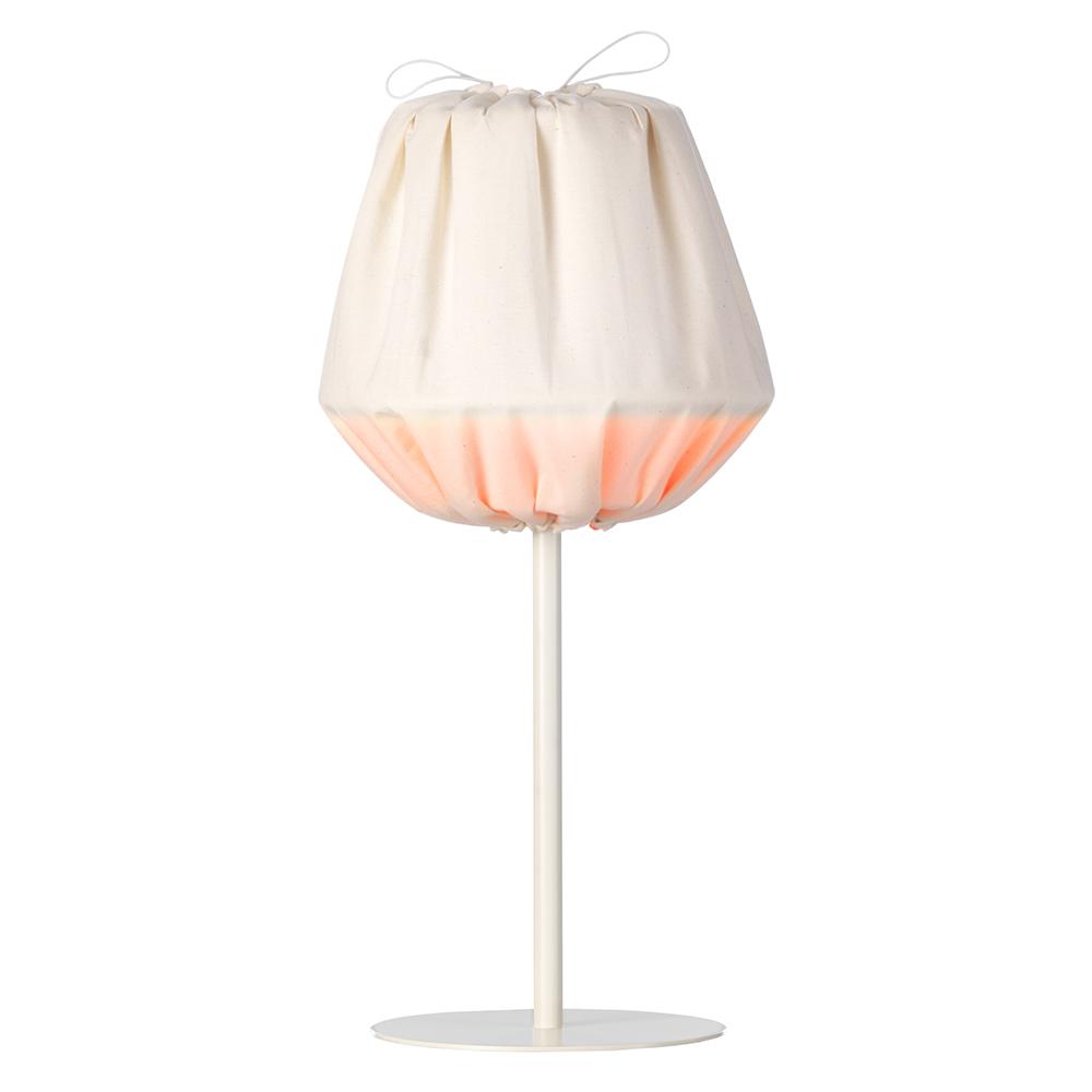 Bilde av Örsjö Belysning-Baklava Bordlampe, Hvit/Rød, M