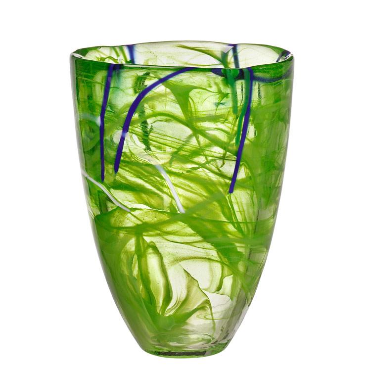 Contrast Vas, Lime