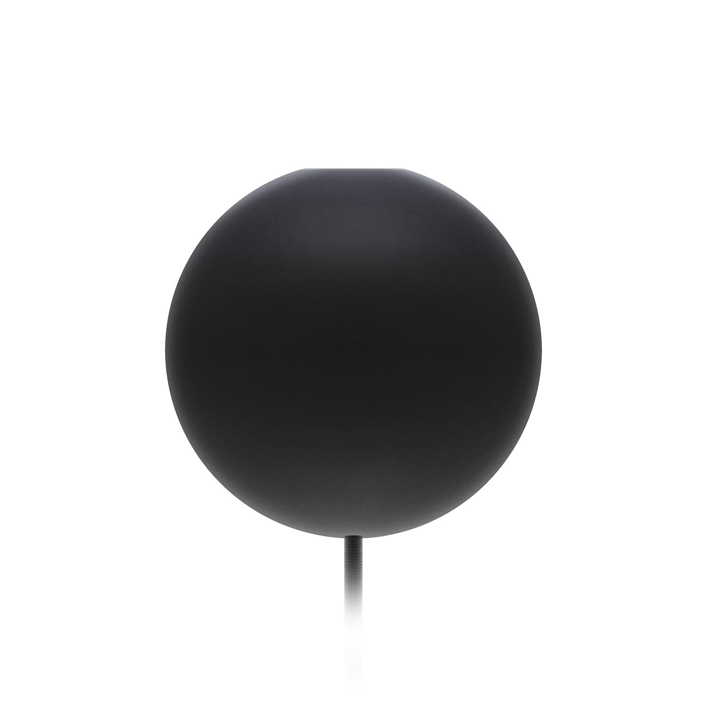Umage-Cannonball Sokkel & Ledning, Sort