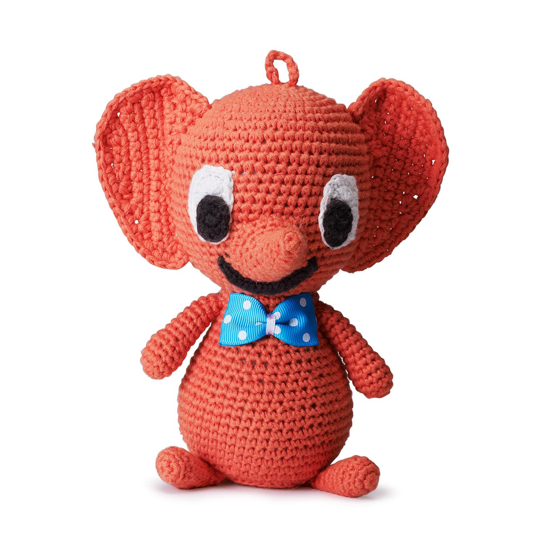 Image of Littlephant-Littlephant Melody Soft Spielzeug, Rot