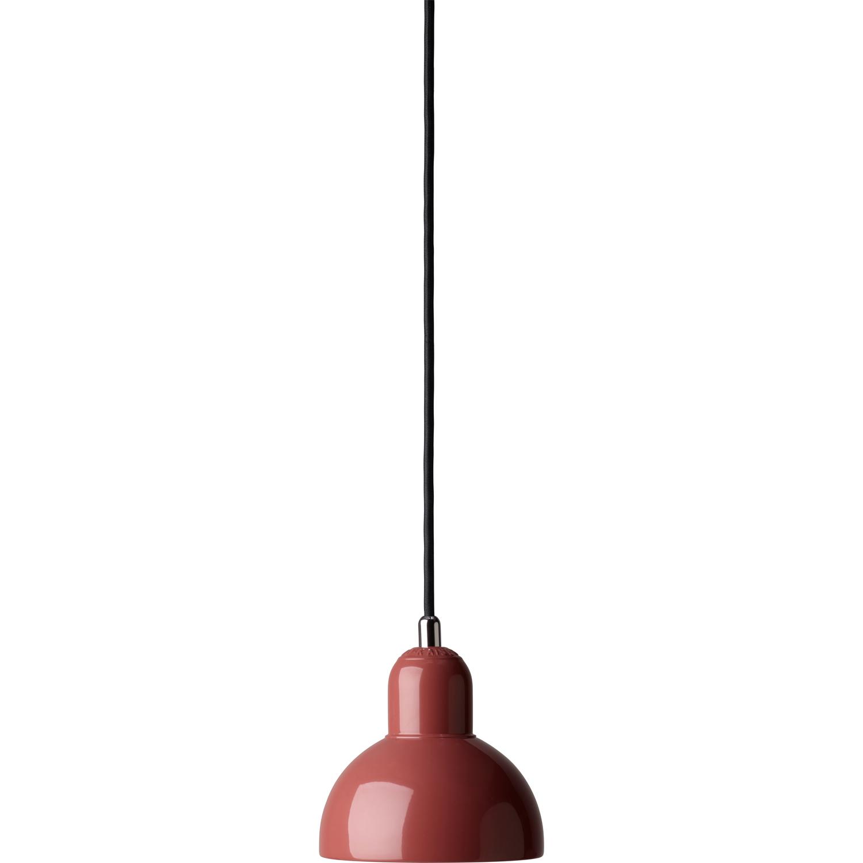 Kaiser Idell 6722 Pendel, Russet Red