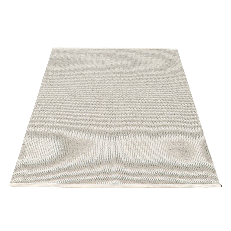 Pappelina-Mono Gulvtæppe 140x200cm, Fossil Grey/Warm Grey
