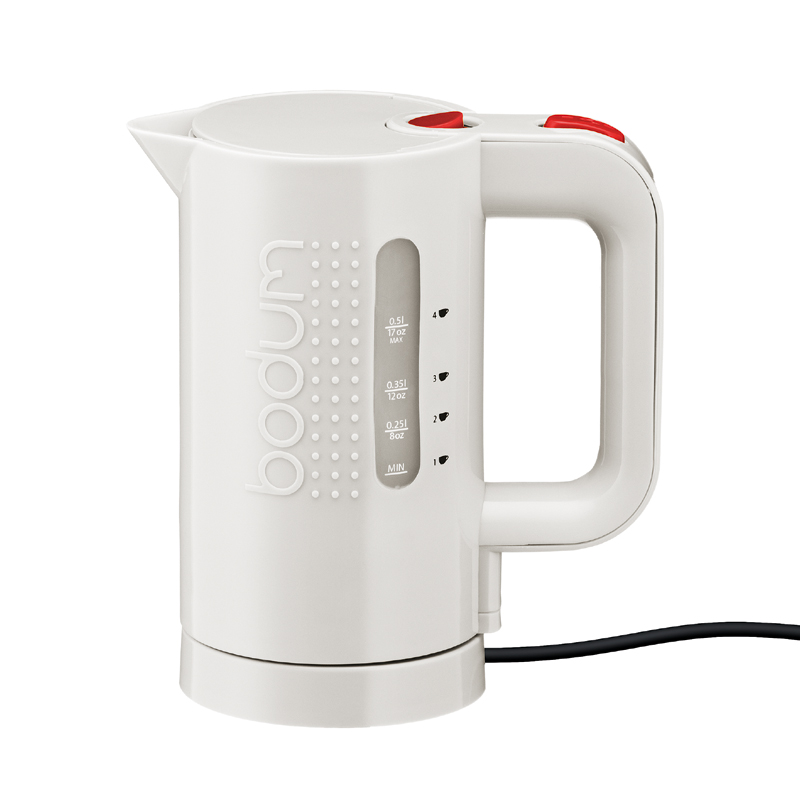 BISTRO Elektrisk Vattenkokare 1 L Bodum @ RoyalDesign.se
