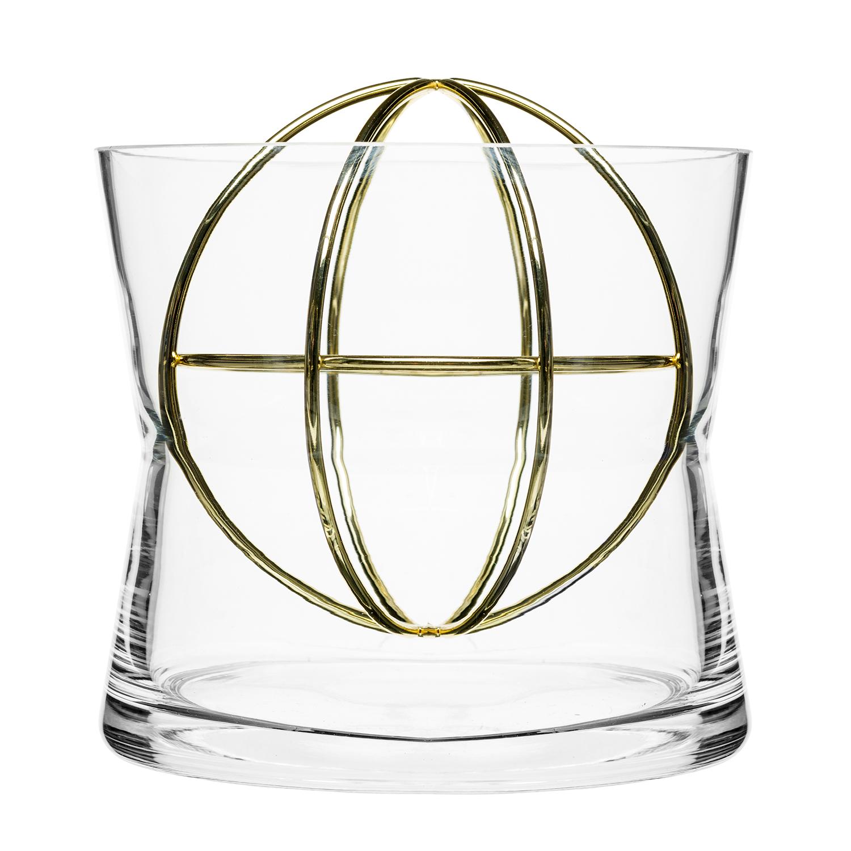 Sphere Vas Stor, Guld