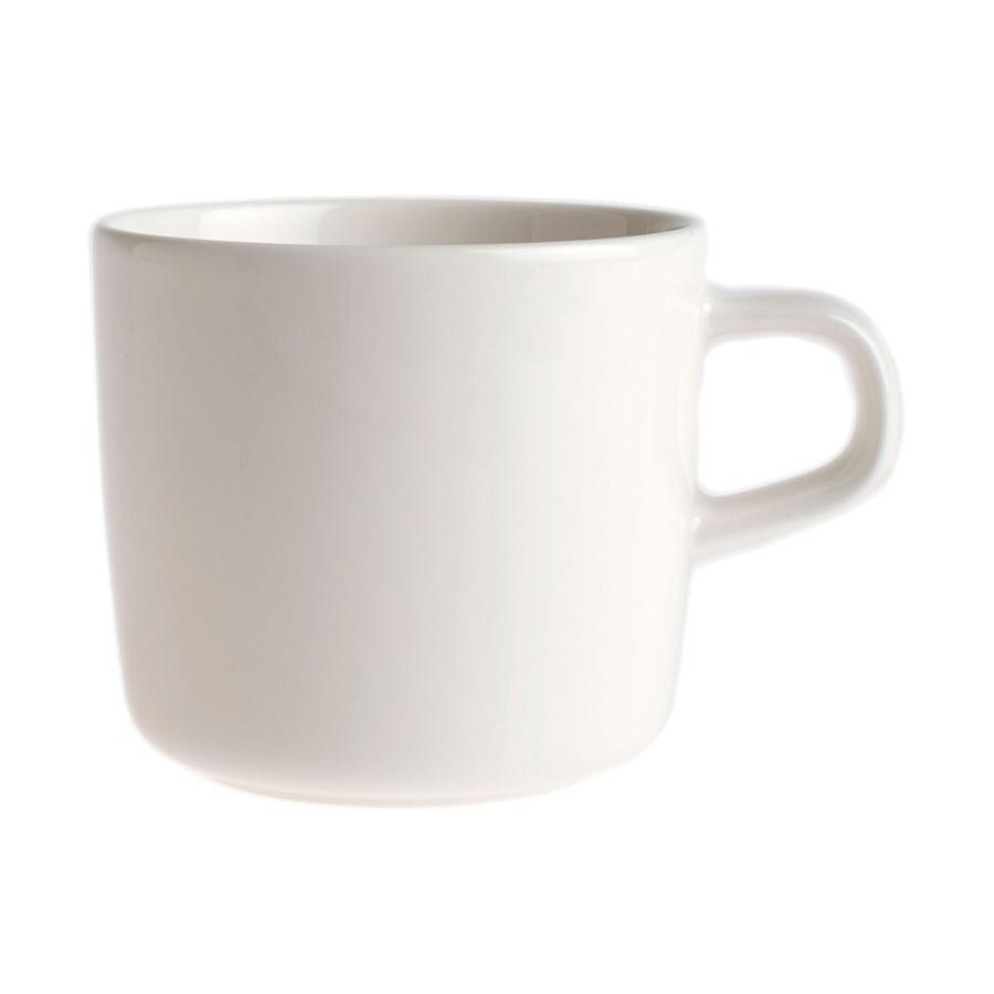 Oiva Kaffekopp 2 dl, Vit