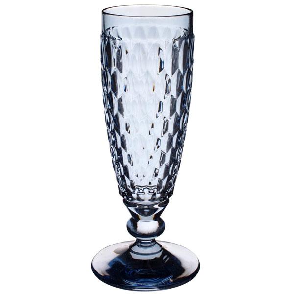 Boston Coloured Champagneglas