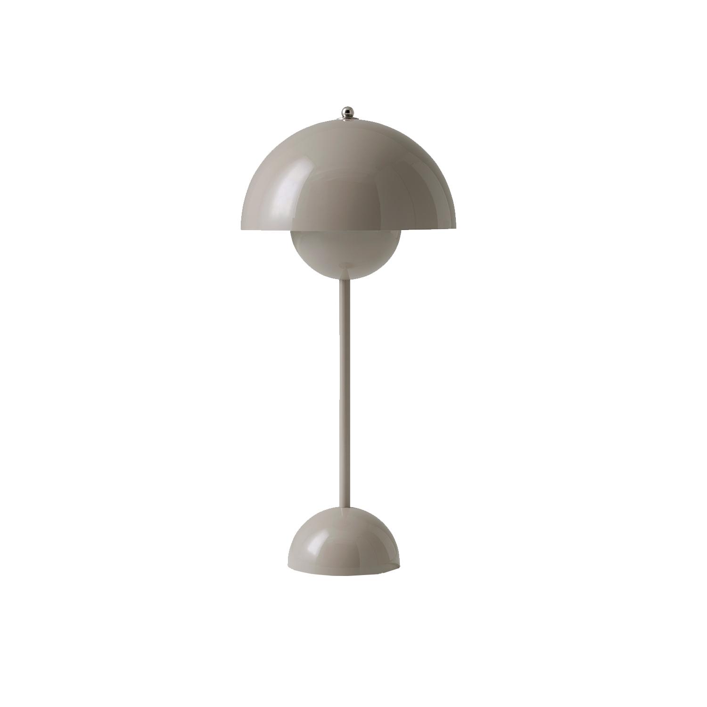 Bilde av &Tradition-Flowerpot Bordlampe Vp3, Grå/Beige