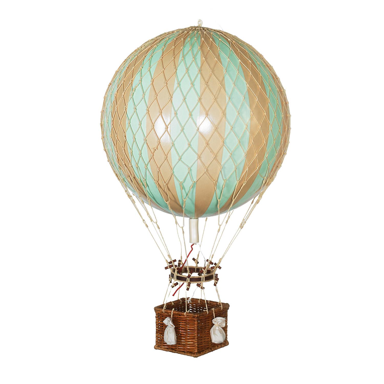 Royal Aero Luftballong, Mint