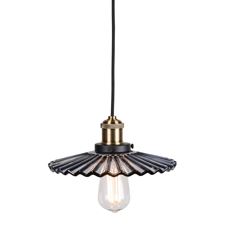 Globen Lighting-Cobbler Pendel Mini, Klar