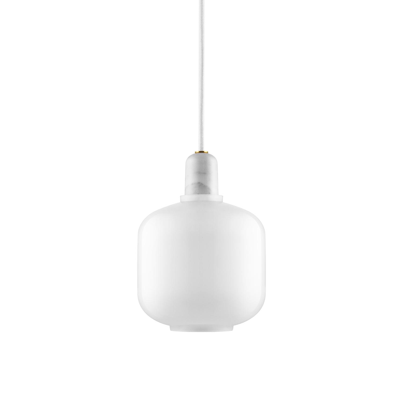 Normann Copenhagen-Amp Loftslampe S, Hvid