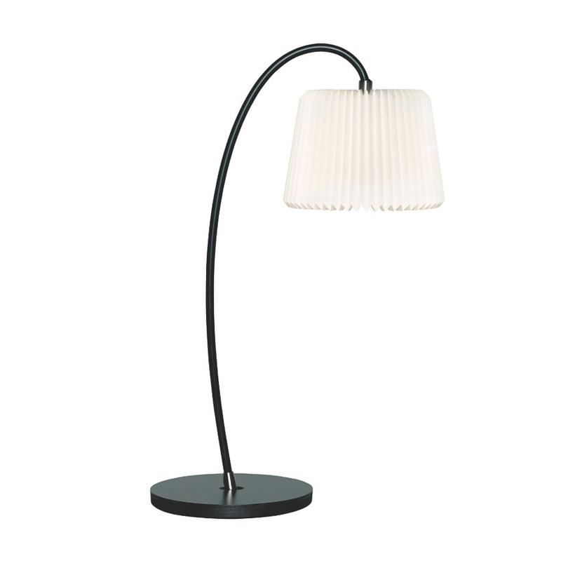 Bilde av Le Klint-Le Klint 320B Snowdrop Bordlampe plast/stål Sort