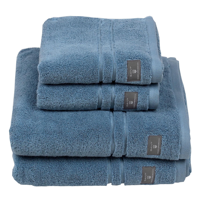 Gant Home-Premium Terry Håndklæde 30x50cm, Waves
