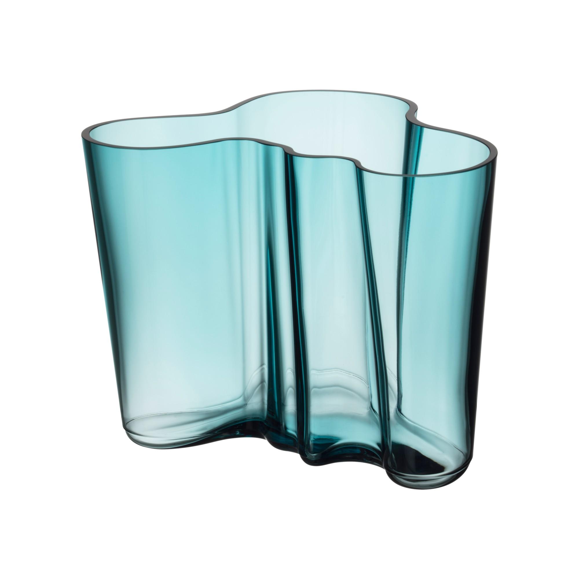 NEW iittala Alvar Alto Cranberry Vase 16cm