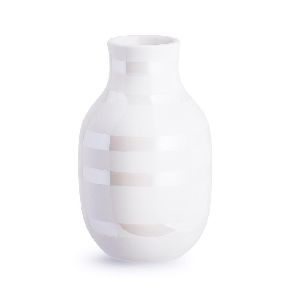 Kähler-Omaggio Vase Small, Sort