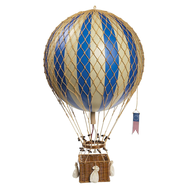 Royal Aero Luftballong, Blå