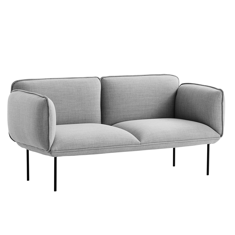 Bilde av Woud-Nakki 2-Seters Sofa, Grå