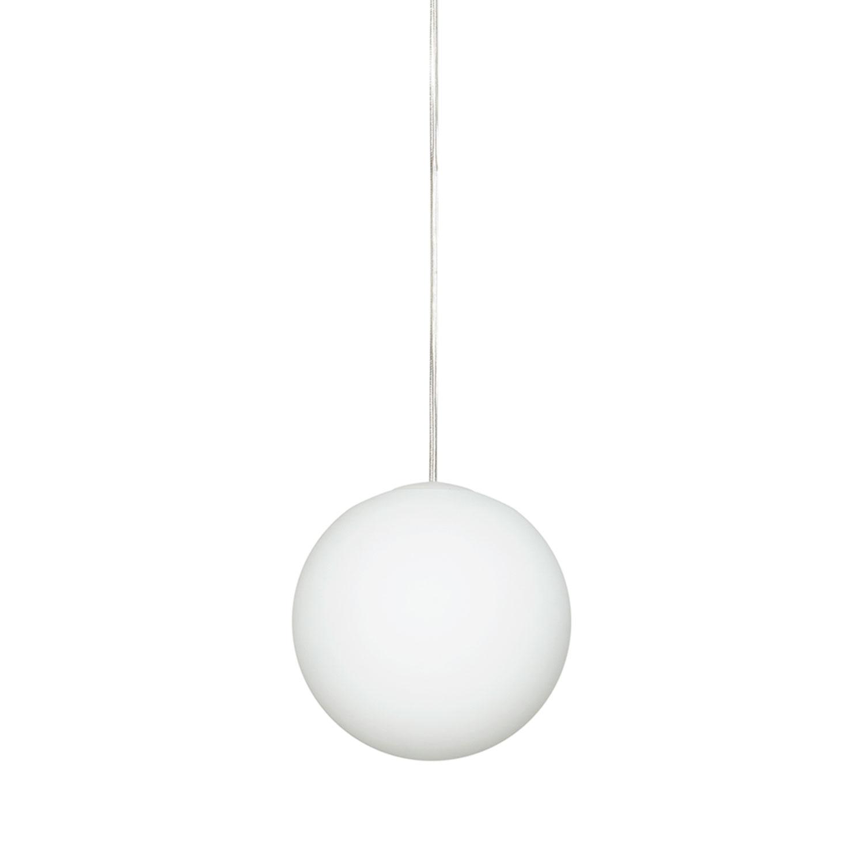 Design House Stockholm-Luna Lampe Small Ø16cm, Hvid