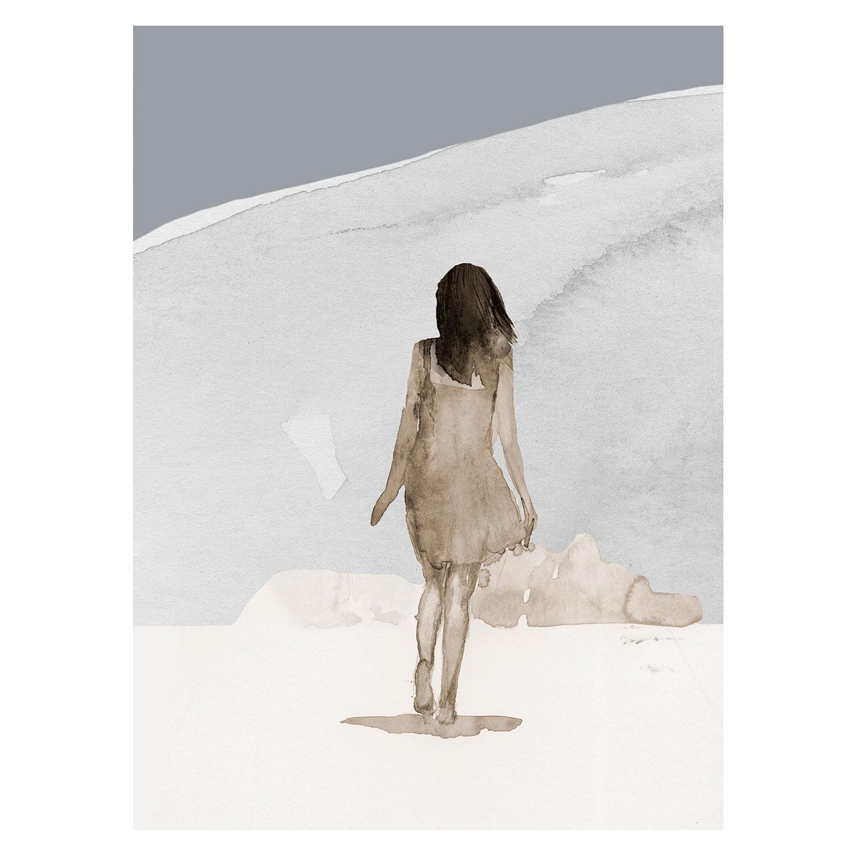 Bilde av Anna Bülow-Summer Poster 30x40cm