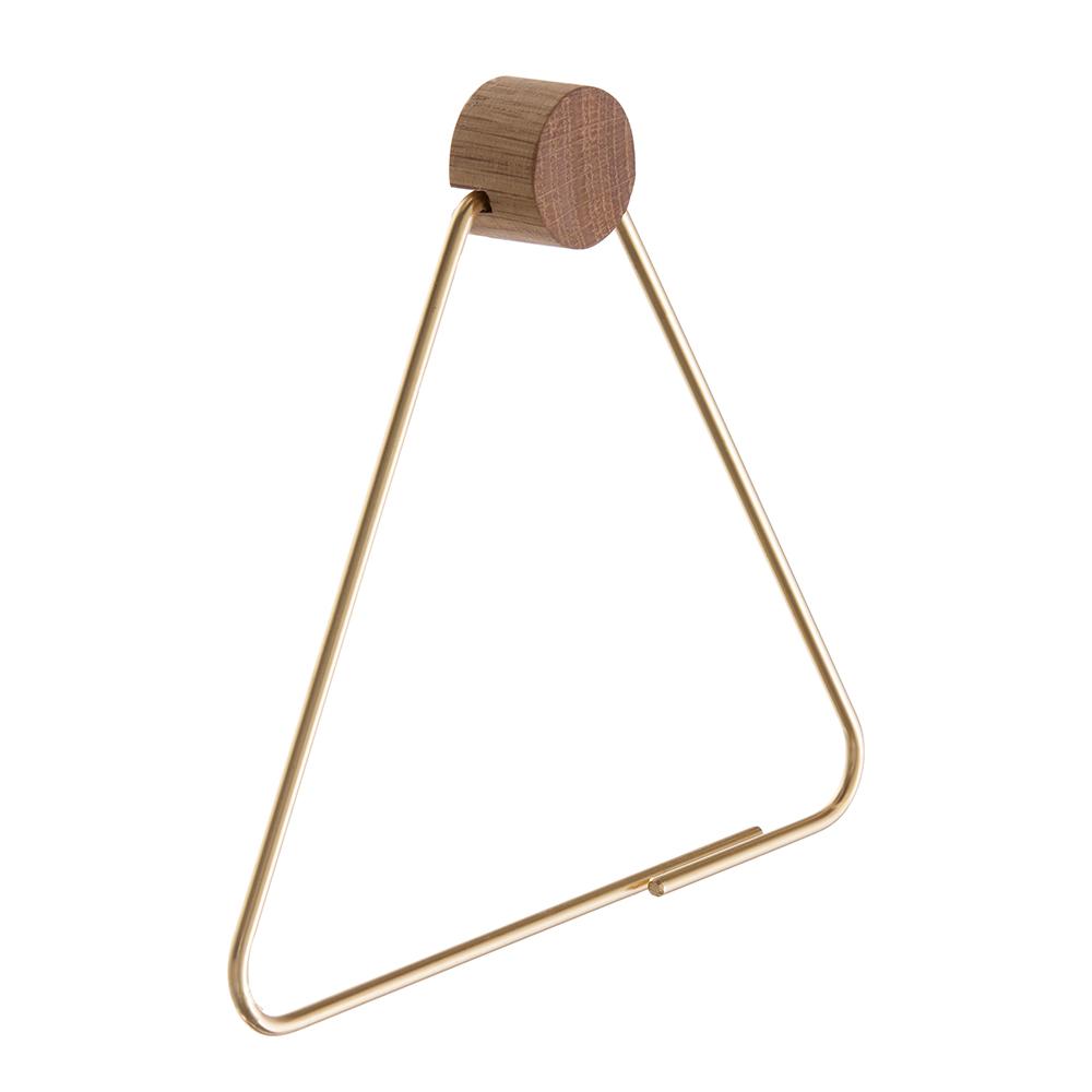 Oppdatert Brass Toalettpapirholder - Ferm Living @ RoyalDesign.no JM-45