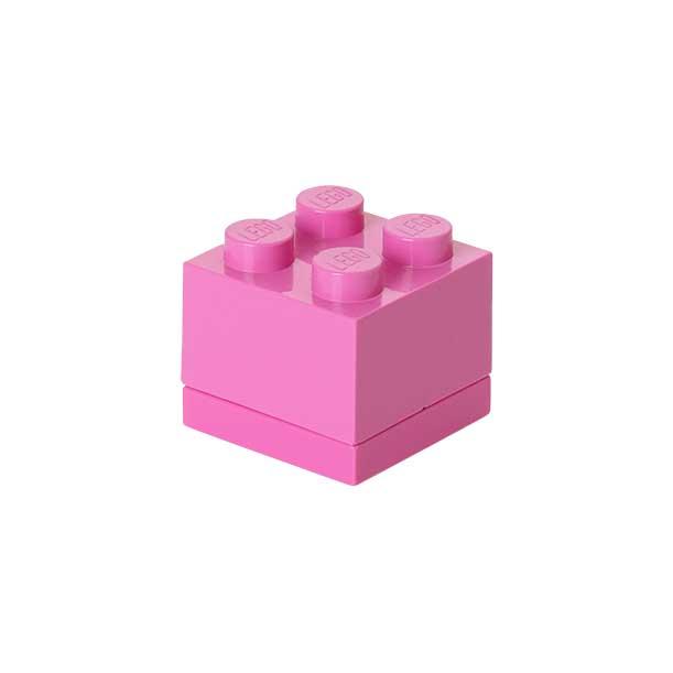 Lego Mini Box 4, Ljuslila