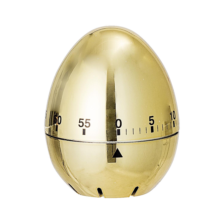 Äggklocka, Guld