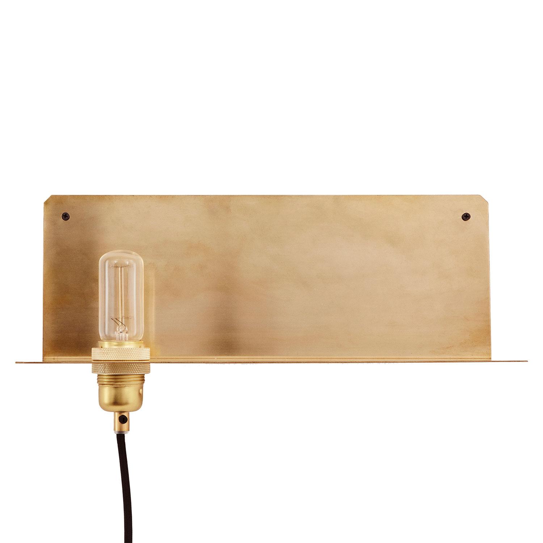 Bilde av Frama-90° Wall Light Lamp Shelf