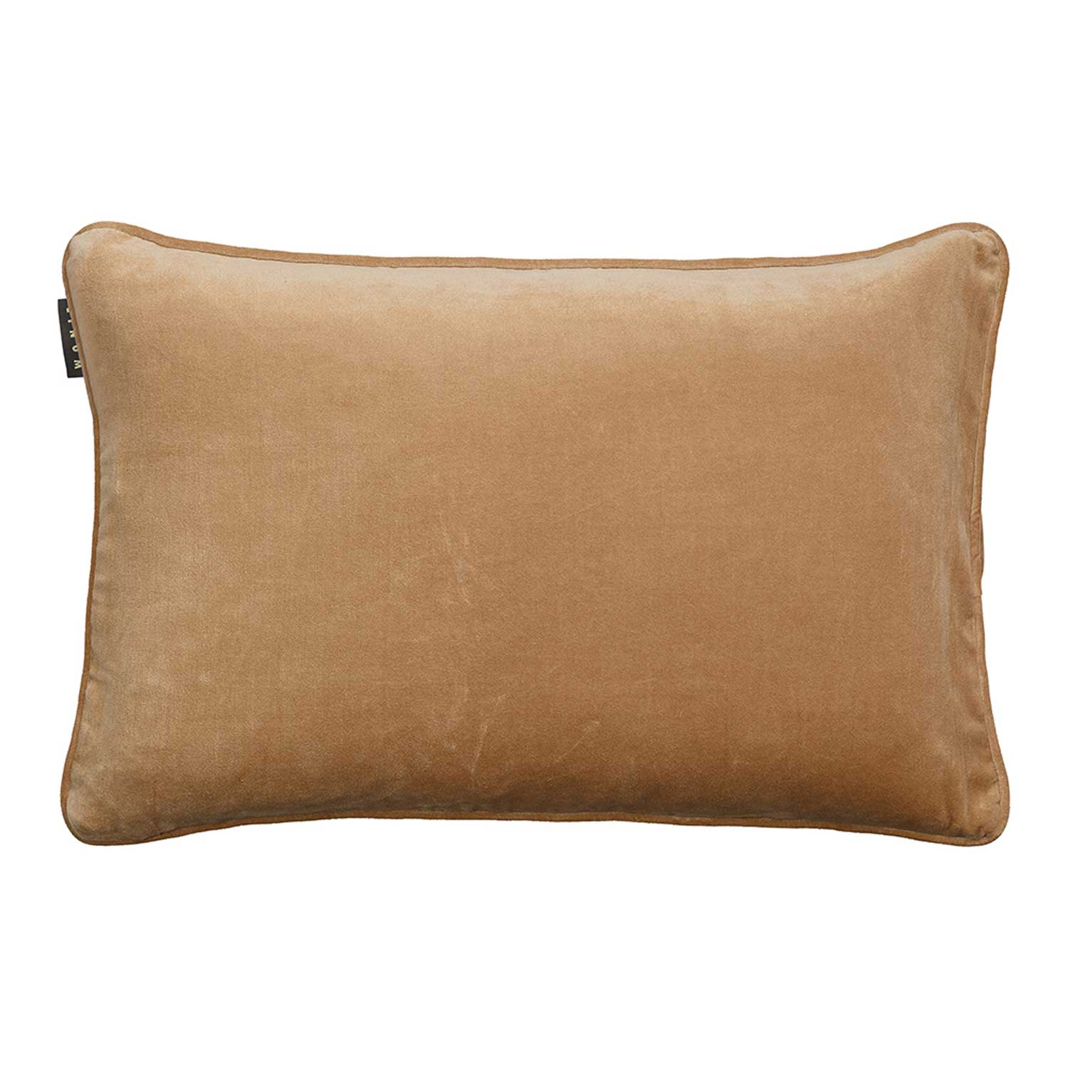 Paolo Cushion Cover 40x60 cm, Camel Brown, Linum