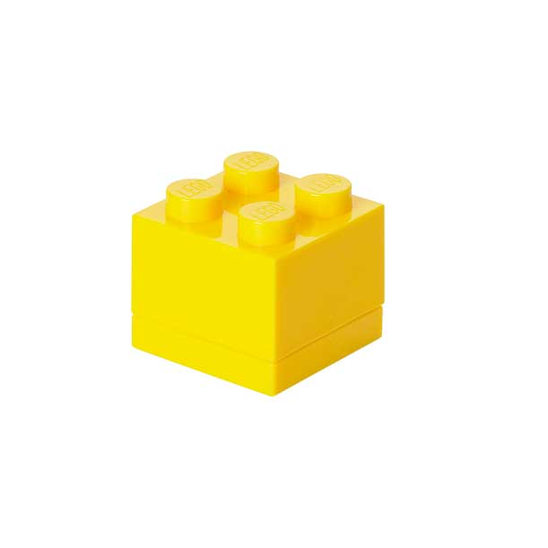 Lego Mini Box 4, Gul