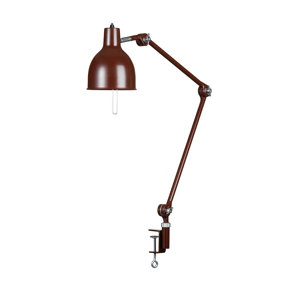 Bilde av Örsjö Belysning-PJ65 Bordlampe med feste, Rød