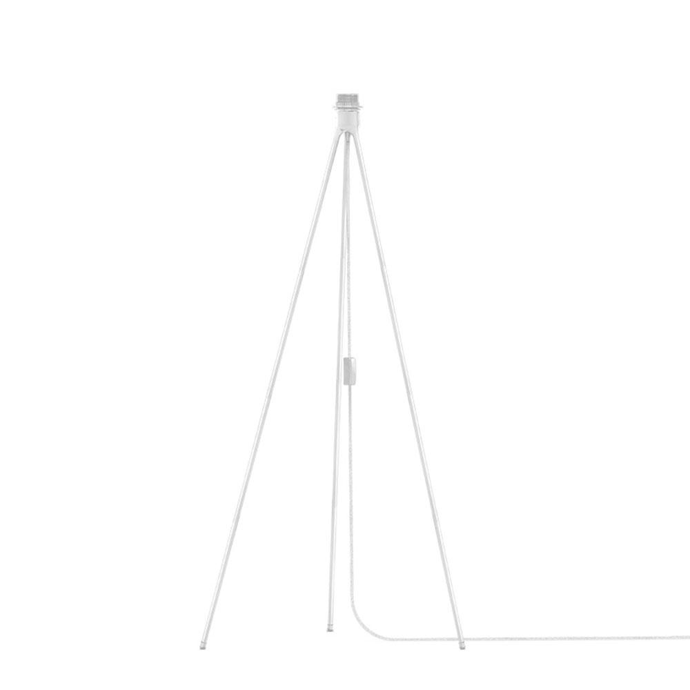 Umage Tripod Floor Lampfot, VitSvart Umage @ RoyalDesign.se