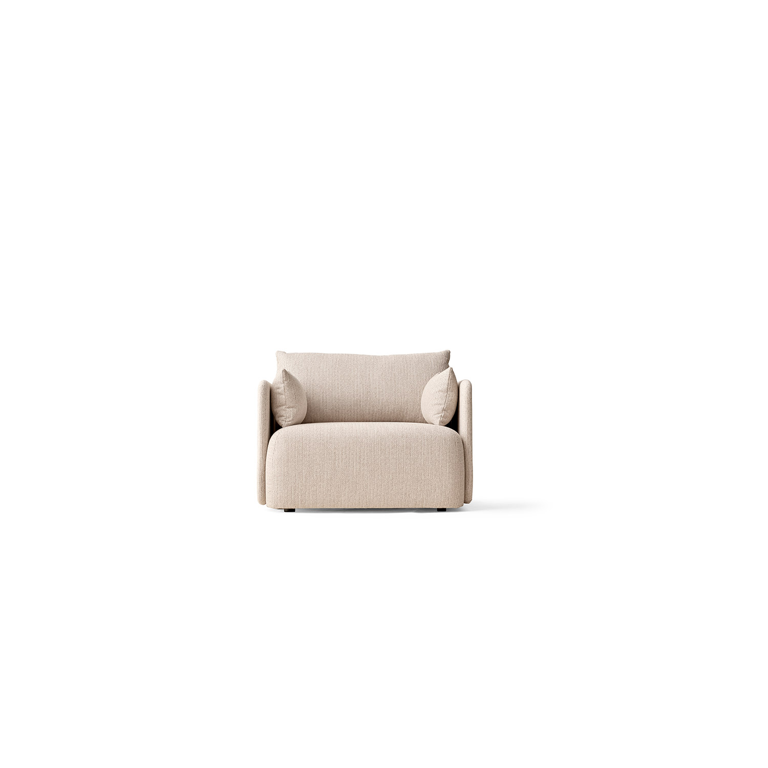Offset Sofa 1 Seater, Savanna 202