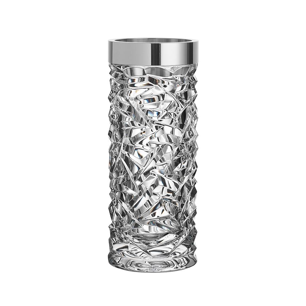 Carat Vase High 24 Cm Orrefors Royaldesign Co Uk