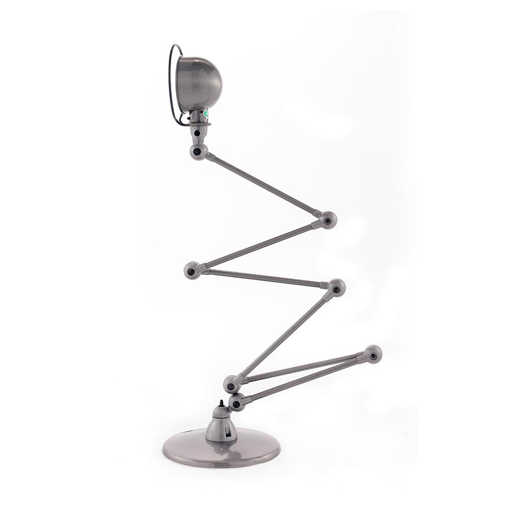 Loft D9406 Golvlampa 240 cm, Stål