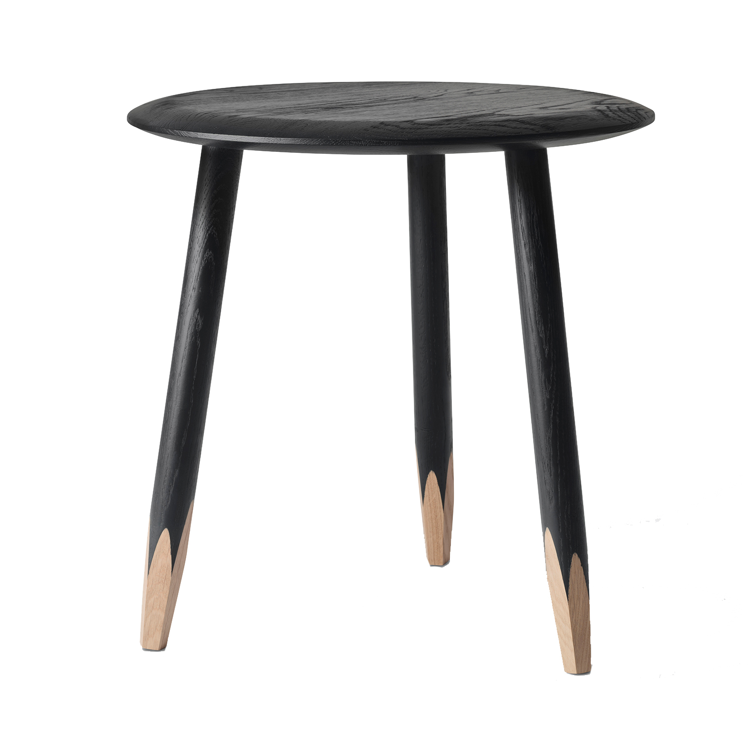Bilde av &Tradition-Hoof Table Sw1, Svartbeiset Eik