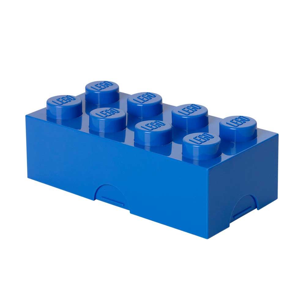 Lego Lunchbox 8, Blå