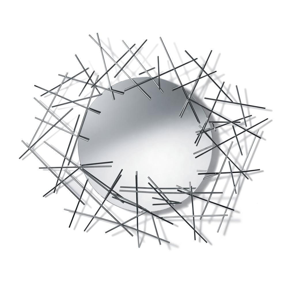 Alessi Blow Up Väggspegel, 74,5x86,5 cm