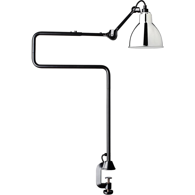 Bilde av La Lampe Gras-N°211-311 Architect Bordlampe, Svart/Krom