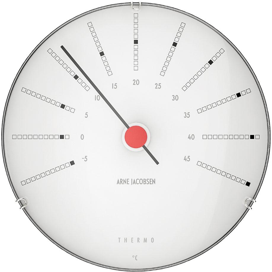 Arne Jacobsen Bankers Termometer, 120 mm