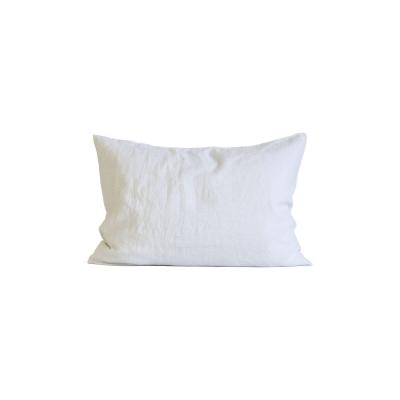 Linen Örngott 50x70 cm 2-pack, Bleached White