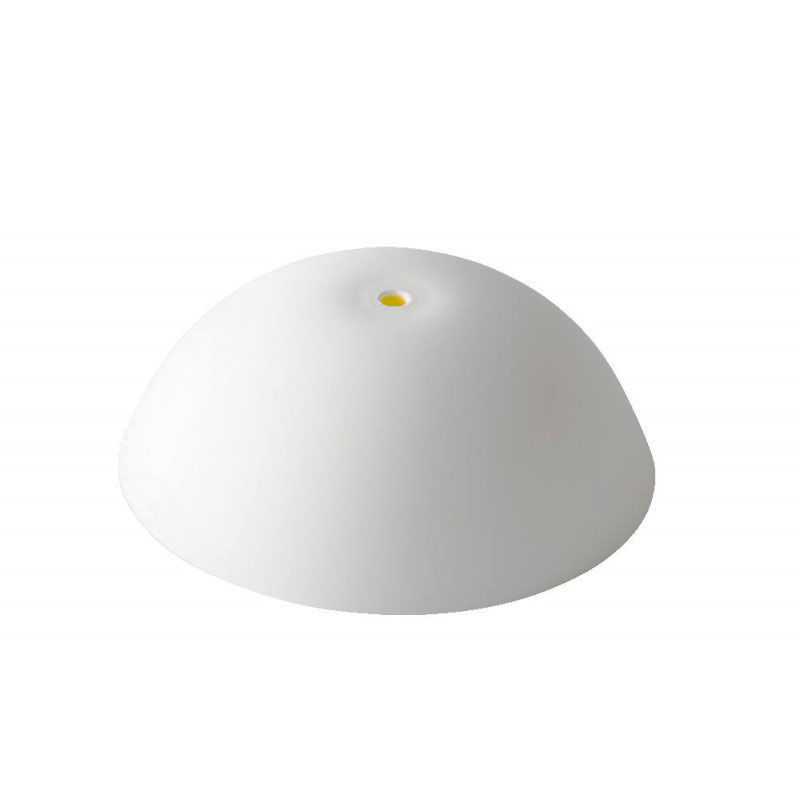 Bilde av Watt & Veke-Cablecup Lampe Baldakin Oval, Gummi