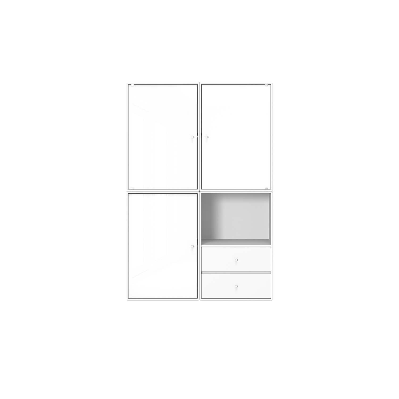 Reflect Skåp, New White