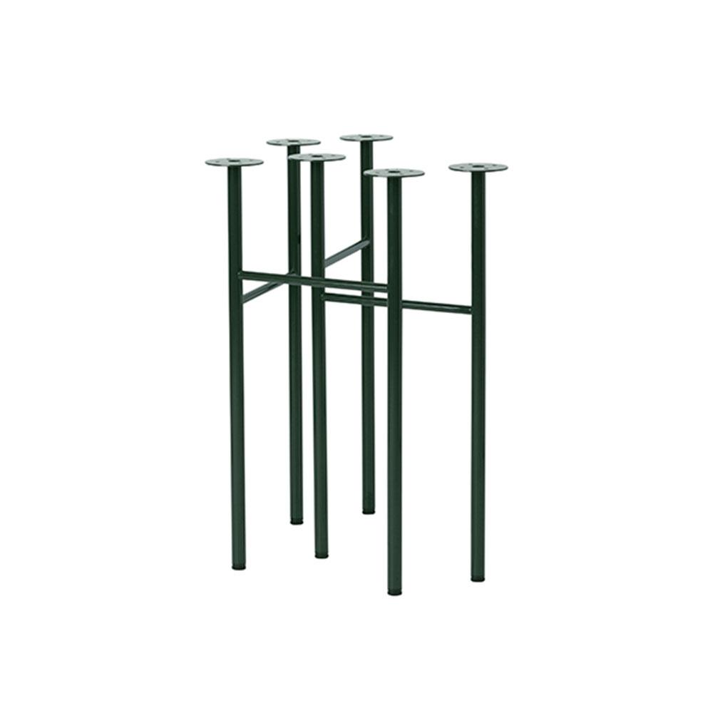 Mingle Bordsben W48 2-Pack, Grön