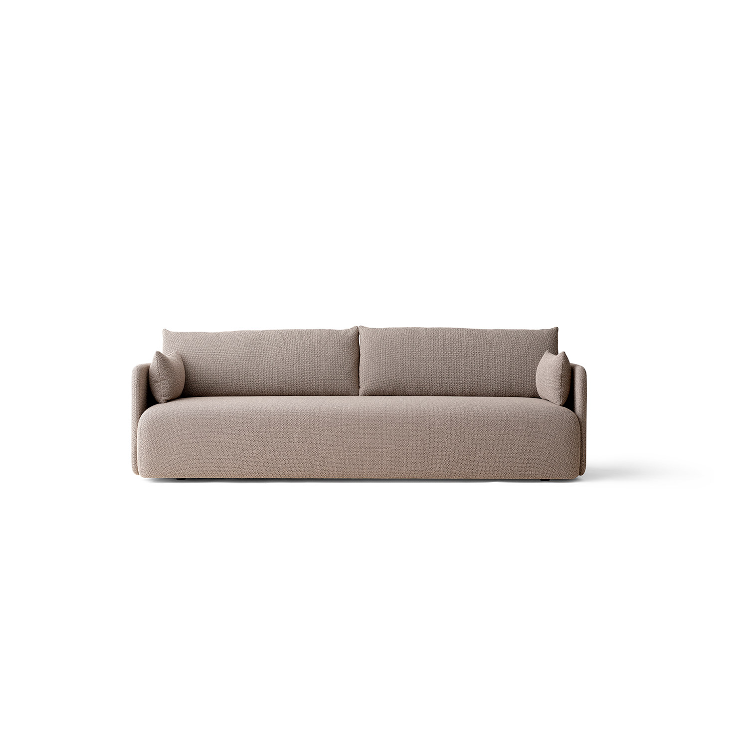 Offset Sofa 3 Seater, Maple 222