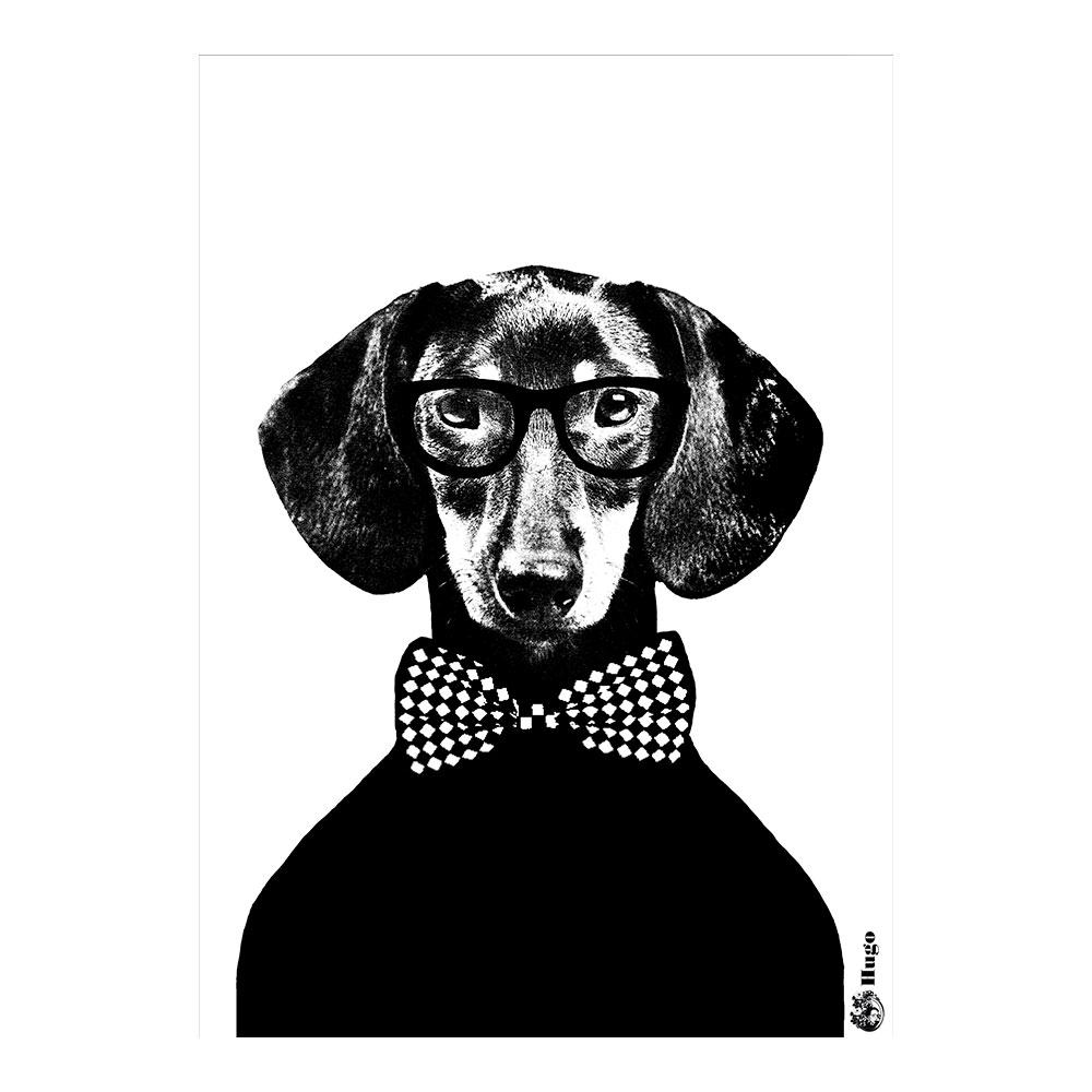 Tillsammans Poster A4, Hugo