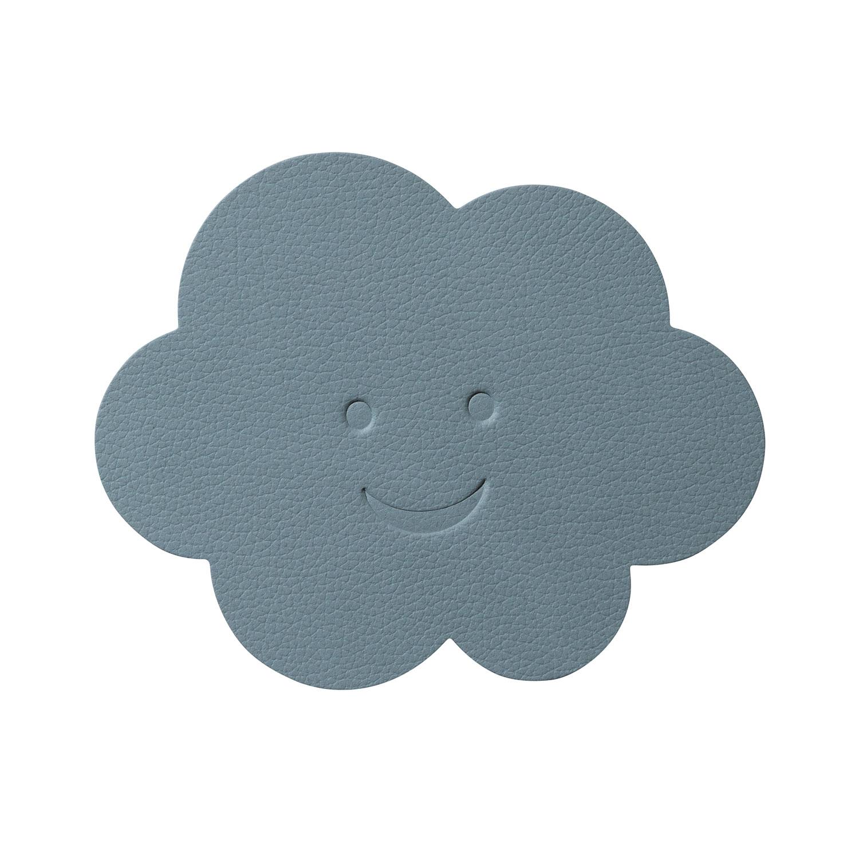 Cloud Glasunderlägg, Nupo Light Blue