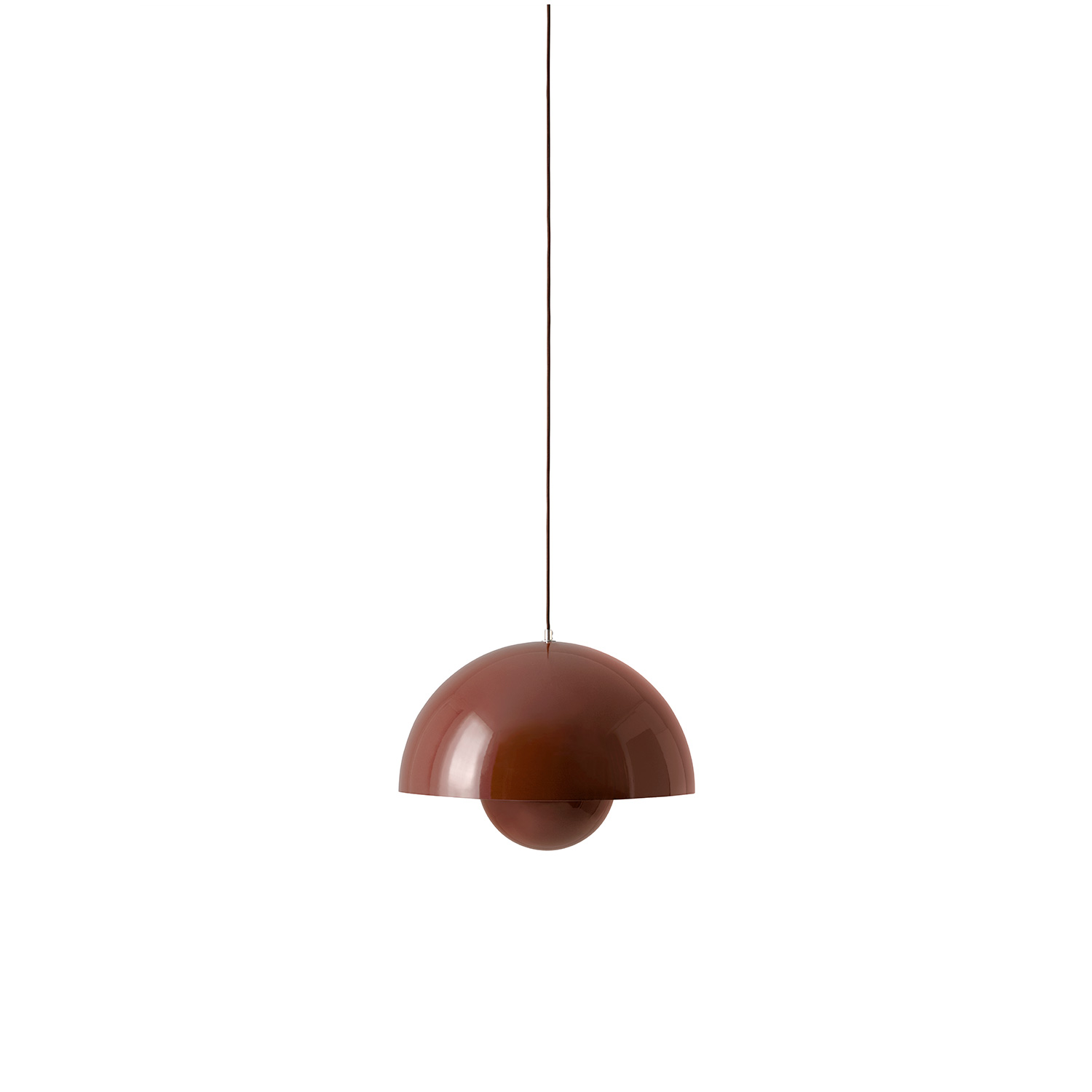 Bilde av &Tradition-Flowerpot Pendant VP2, Reddish brown