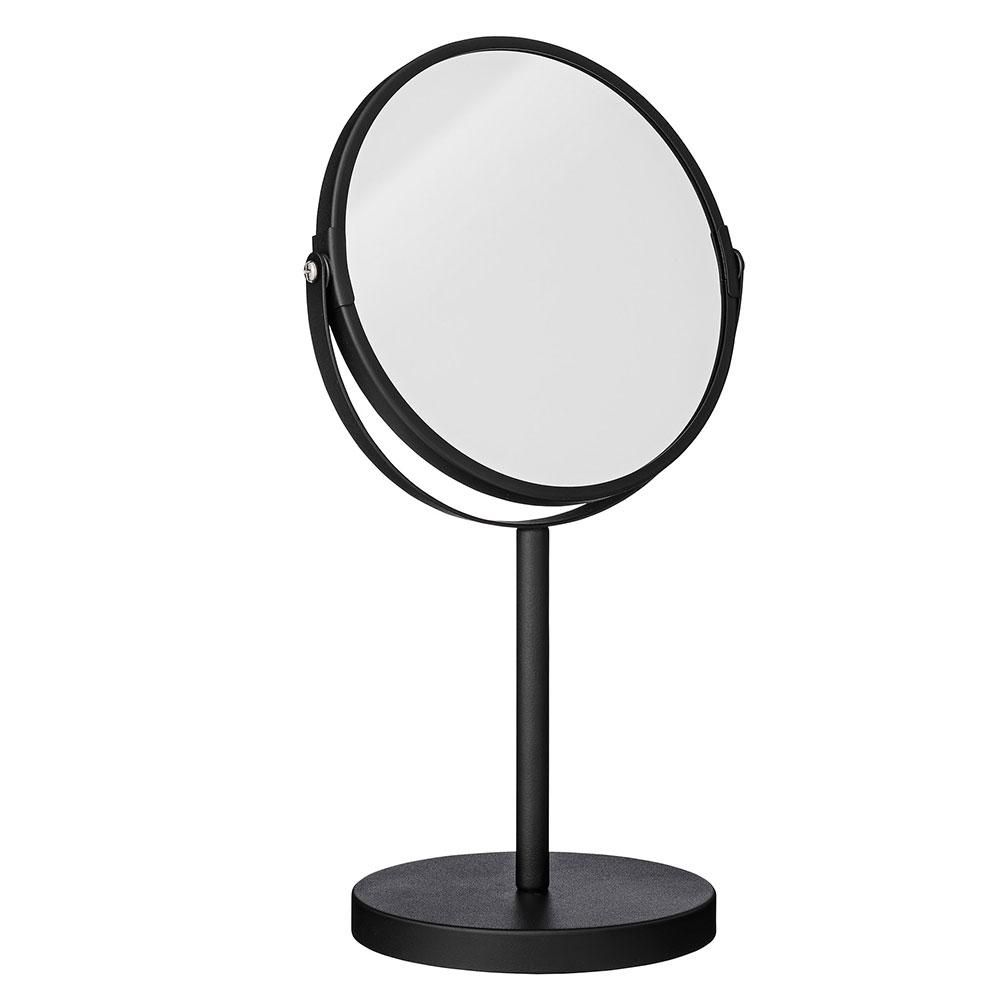 Spegel Ø20xH33cm, Svart