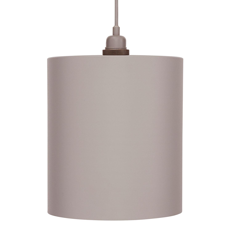 Bilde av Frama-Cylinder Lampeskjerm Stor, Grå